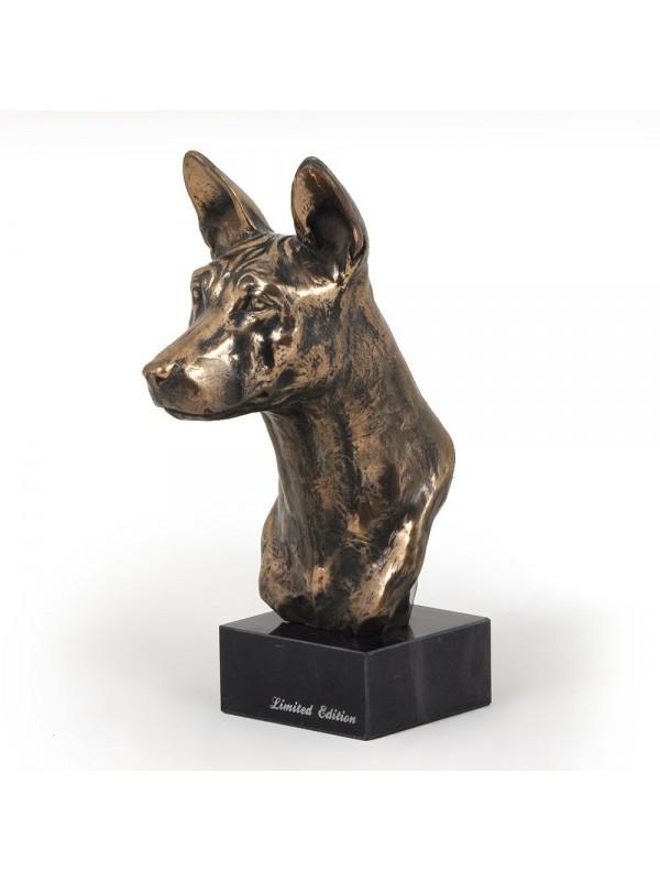 Basenji - figurine (bronze) - 169 - 2811