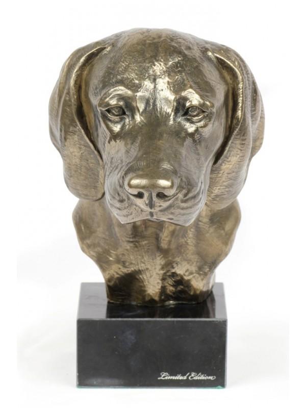 Bavarian Mountain Hound - figurine (bronze) - 171 - 22112