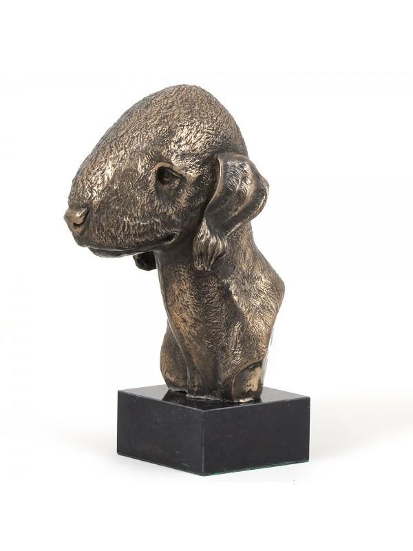 Bedlington Terrier - figurine (bronze) - 175 - 3086