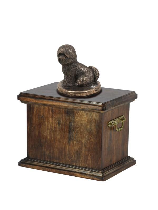 Bichon Frise - urn - 4029 - 38065