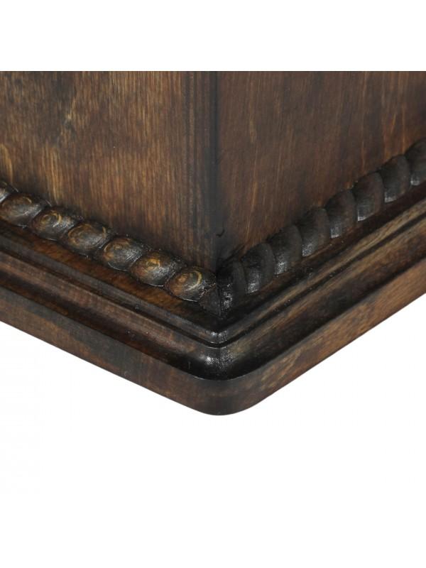Bichon Frise - urn - 4029 - 38069