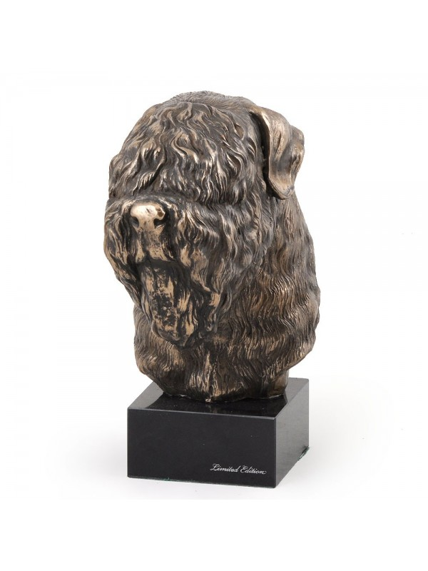 Black Russian Terrier - figurine (bronze) - 177 - 3069