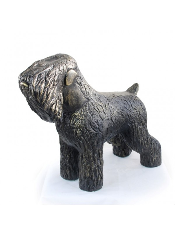 Black Russian Terrier - statue (resin) - 628 - 21605