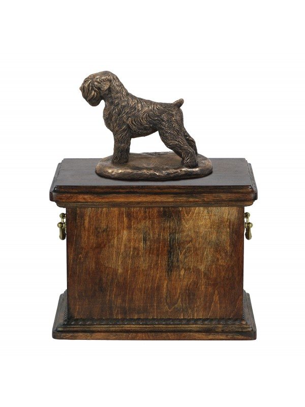 Black Russian Terrier - urn - 4030 - 38071