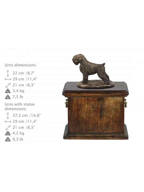 Black Russian Terrier - urn - 4030 - 38072
