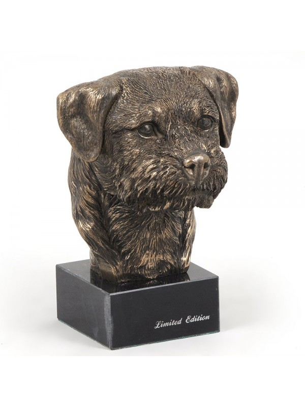 Border Terrier - figurine (bronze) - 180 - 2824