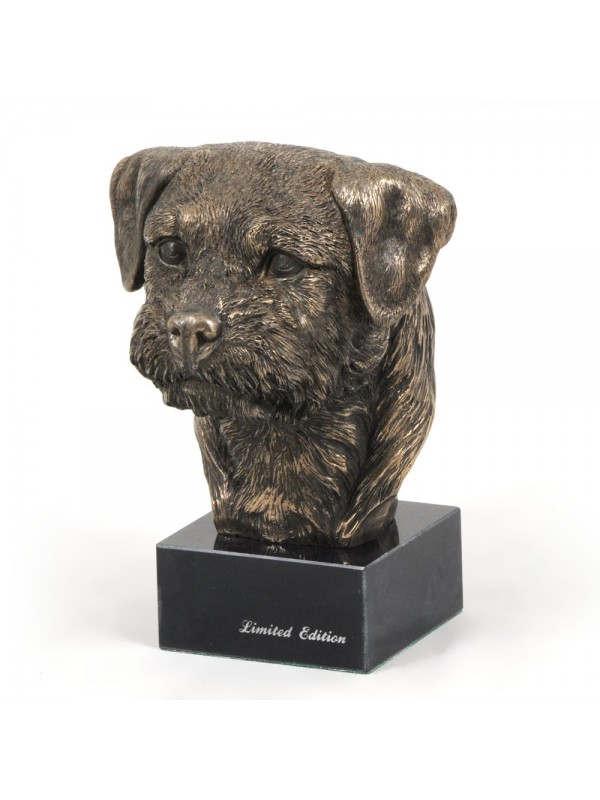 Border Terrier - figurine (bronze) - 180 - 2826