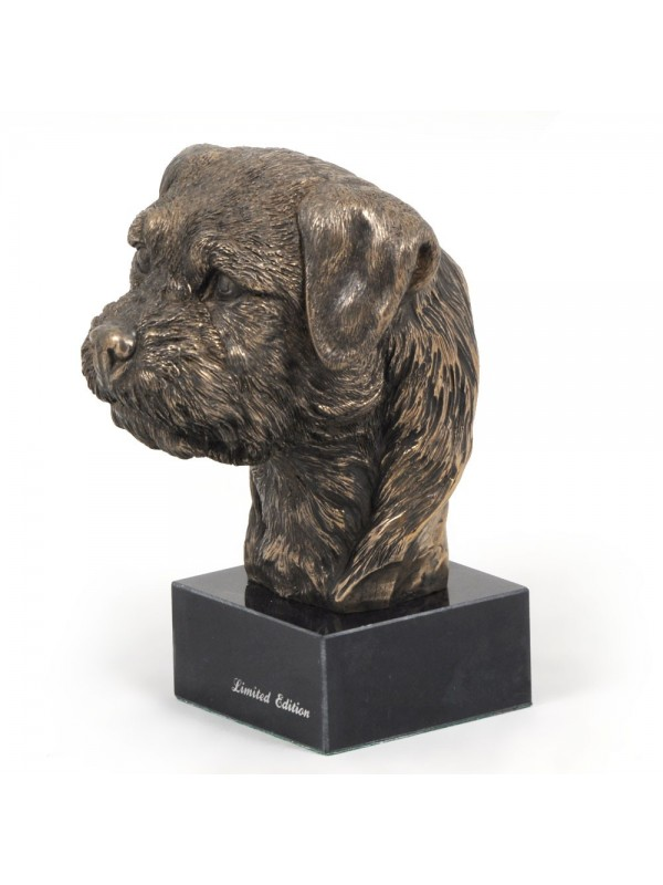 Border Terrier - figurine (bronze) - 180 - 2827