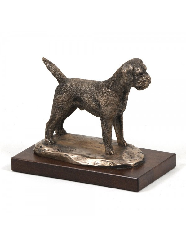 Border Terrier - figurine (bronze) - 579 - 2635