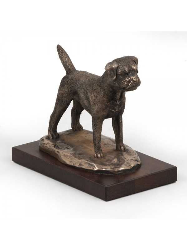 Border Terrier - figurine (bronze) - 579 - 2636