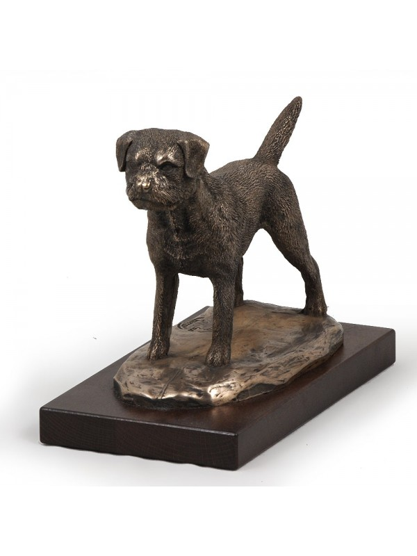 Border Terrier - figurine (bronze) - 579 - 2637