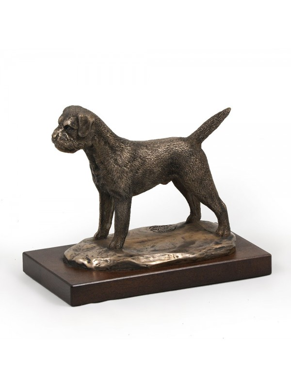Border Terrier - figurine (bronze) - 579 - 2638