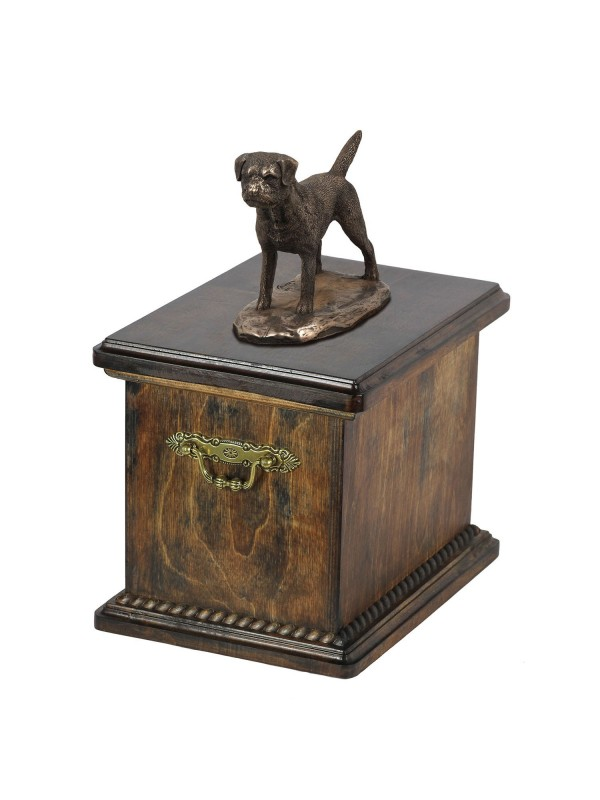 Border Terrier - urn - 4031 - 38078