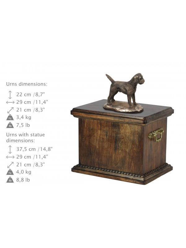 Border Terrier - urn - 4031 - 38079