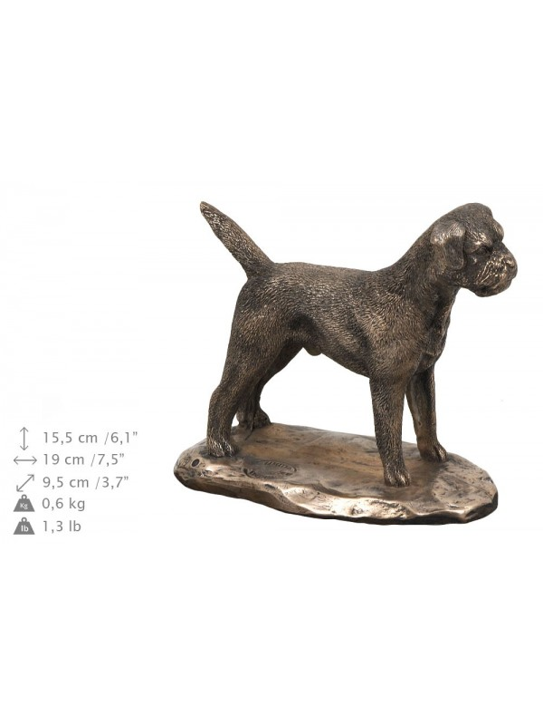 Border Terrier - urn - 4031 - 38080
