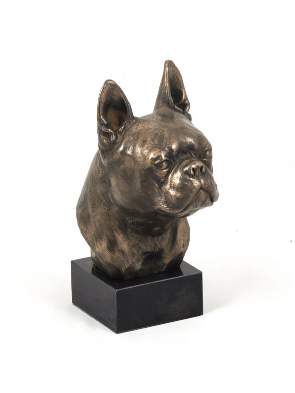 Boston Terrier - figurine (bronze) - 183 - 2828