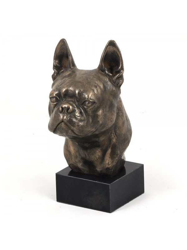 Boston Terrier - figurine (bronze) - 183 - 2829
