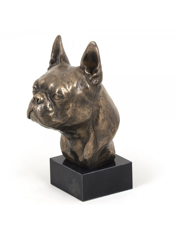 Boston Terrier - figurine (bronze) - 183 - 2830