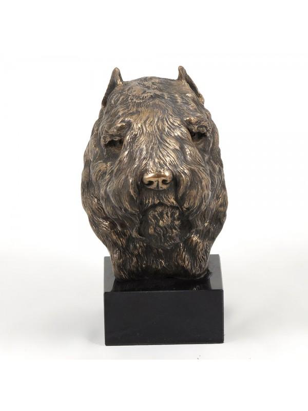 Bouvier des Flandres - figurine (bronze) - 184 - 2834