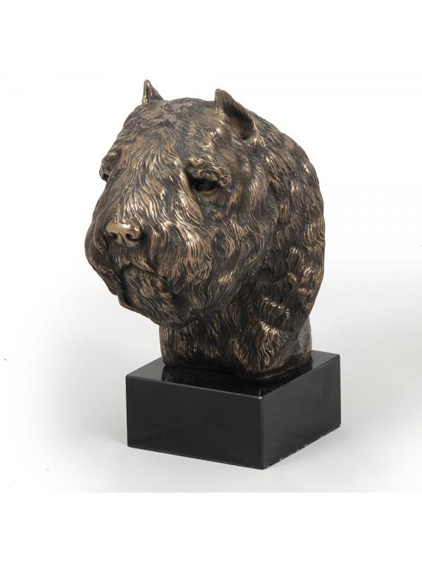 Bouvier des Flandres - figurine (bronze) - 184 - 2835