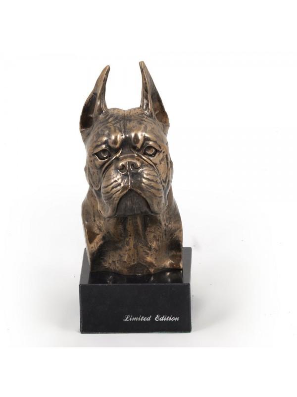 Boxer - figurine (bronze) - 186 - 2838