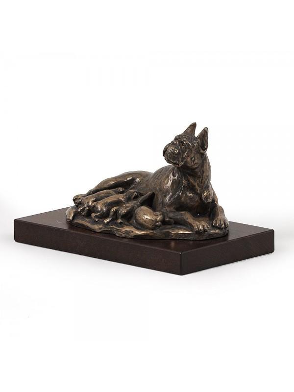 Boxer - figurine (bronze) - 583 - 2644