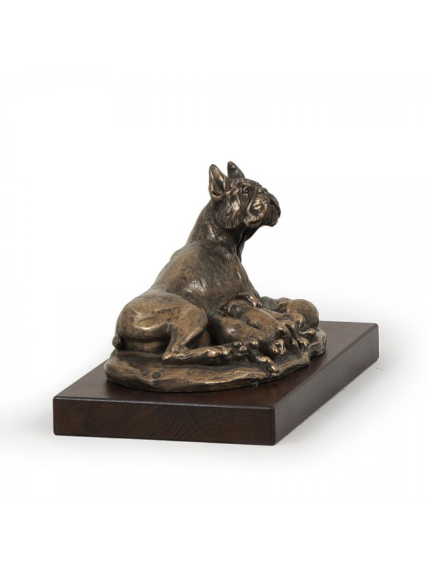 Boxer - figurine (bronze) - 583 - 2646
