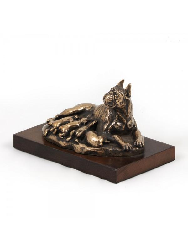 Boxer - figurine (bronze) - 583 - 2648