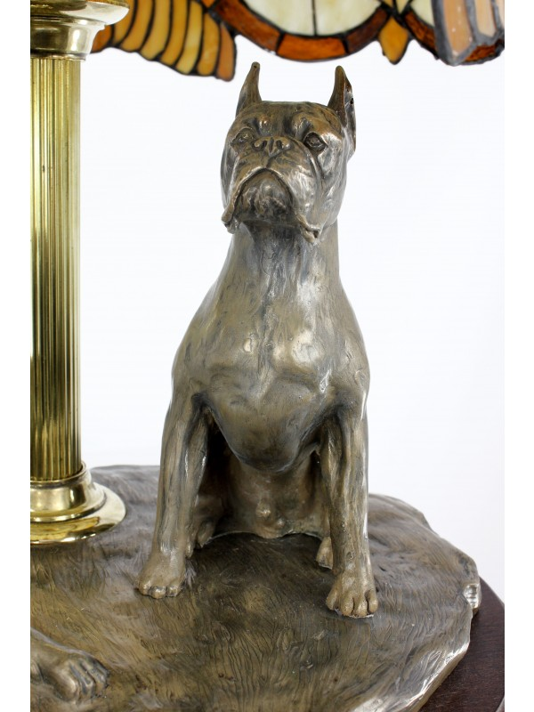 Boxer - lamp (bronze) - 682 - 7631