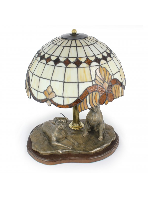 Boxer - lamp (bronze) - 682 - 7633