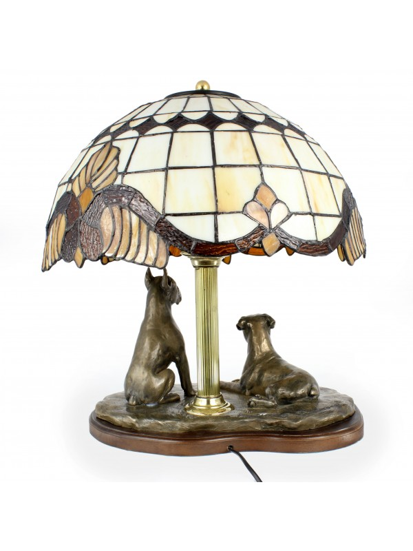 Boxer - lamp (bronze) - 682 - 7634