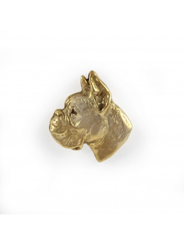 Boxer - pin (gold plating) - 1055 - 7740