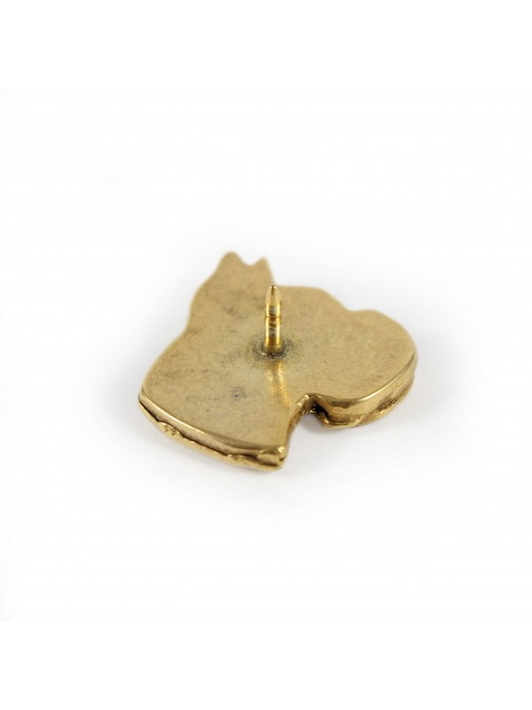Boxer - pin (gold plating) - 1055 - 7742