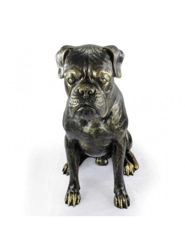 Boxer - statue (resin) - 1510 - 21616