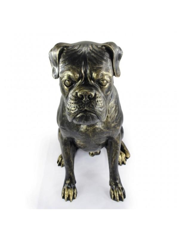 Boxer - statue (resin) - 1510 - 21624