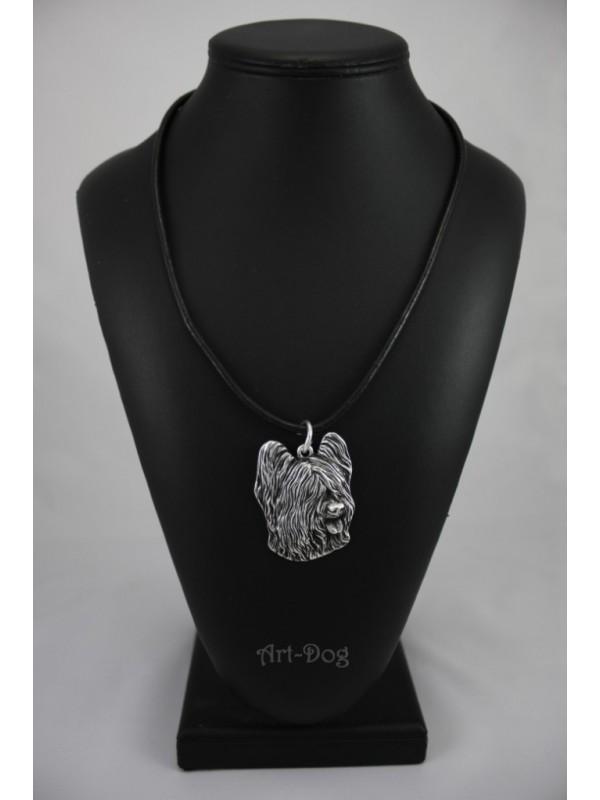 Briard - necklace (strap) - 140 - 701