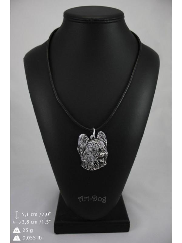 Briard - necklace (strap) - 140 - 8957