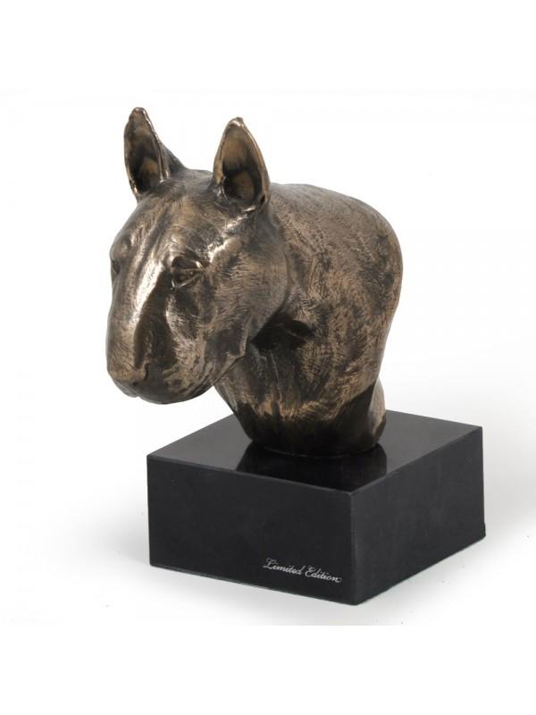Bull Terrier - figurine (bronze) - 191 - 2848