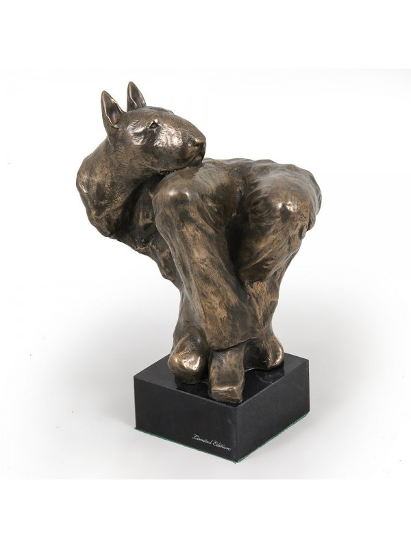 Bull Terrier - figurine (bronze) - 321 - 2963