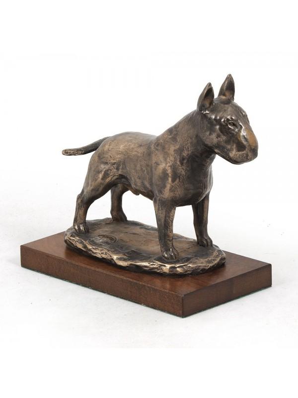 Bull Terrier - figurine (bronze) - 585 - 3144