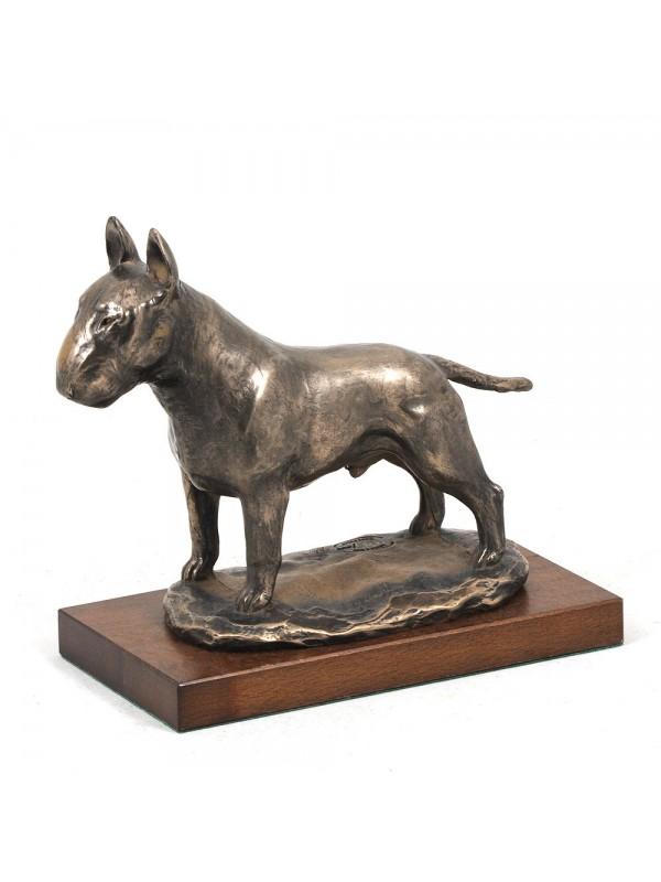 Bull Terrier - figurine (bronze) - 585 - 3145