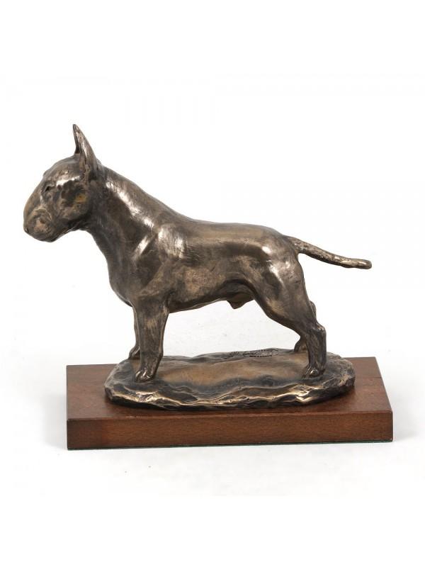 Bull Terrier - figurine (bronze) - 585 - 3146