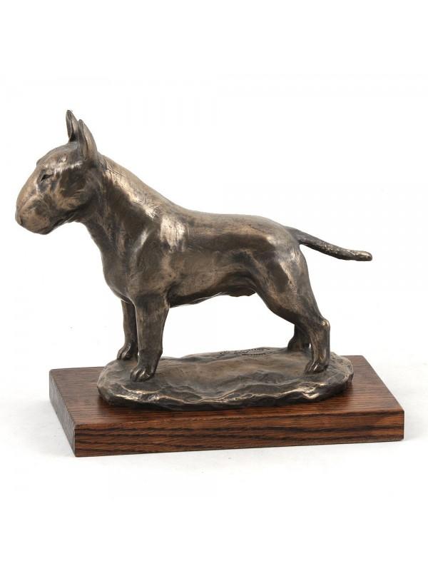 Bull Terrier - figurine (bronze) - 585 - 3147