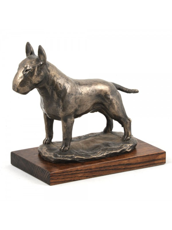 Bull Terrier - figurine (bronze) - 585 - 3148