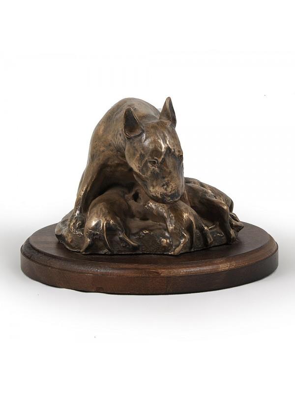 Bull Terrier - figurine (bronze) - 588 - 2659