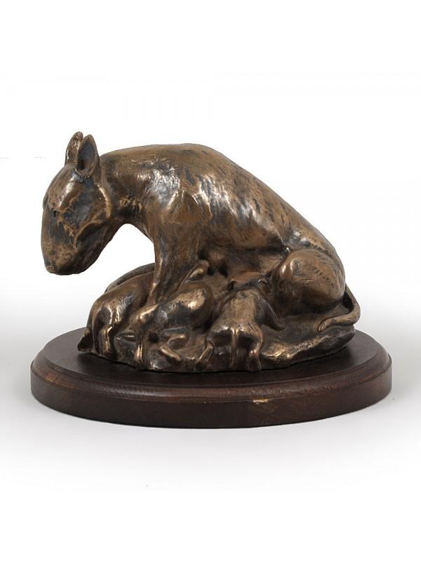 Bull Terrier - figurine (bronze) - 588 - 2661