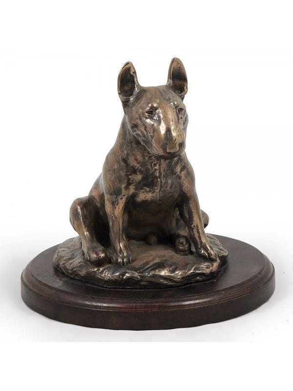 Bull Terrier - figurine (bronze) - 589 - 2663