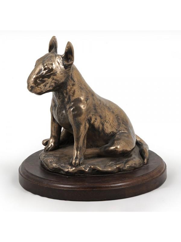 Bull Terrier - figurine (bronze) - 589 - 2664