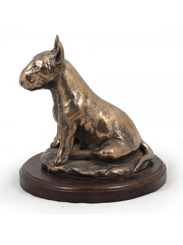 Bull Terrier - figurine (bronze) - 589 - 2665