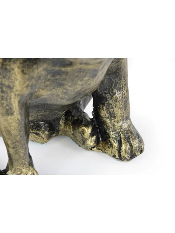 Bull Terrier - figurine (resin) - 349 - 16257